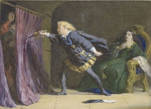 an analysis of the play hamlet From the murder of gonzago to hamlet's pretence of madness, hamlet is a work obsessed with acting and deception gillian woods explores how the play unsettles distinctions between performance and reality and how it thus exposes the mechanisms of theatre.