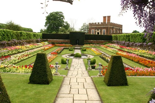 Hampton Court Palace Beauty
