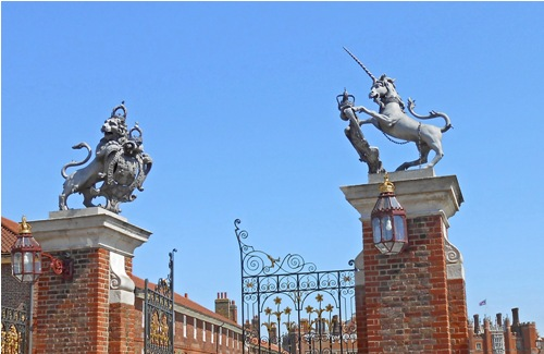 Hampton Court Palace Facts