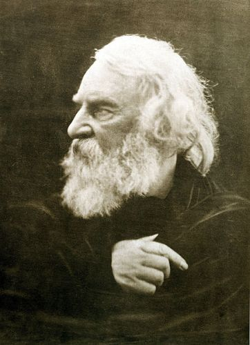 Henry Wadsworth Longfellow Pic