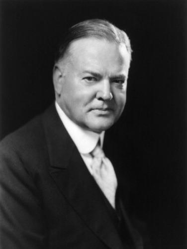 Herbert Hoover Image