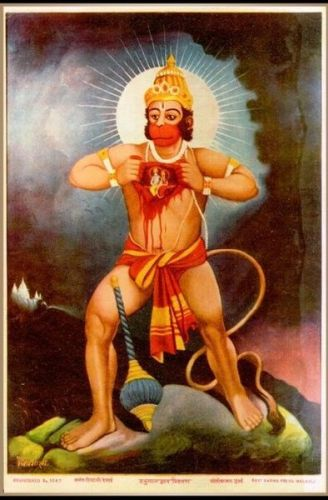 facts about Hanuman