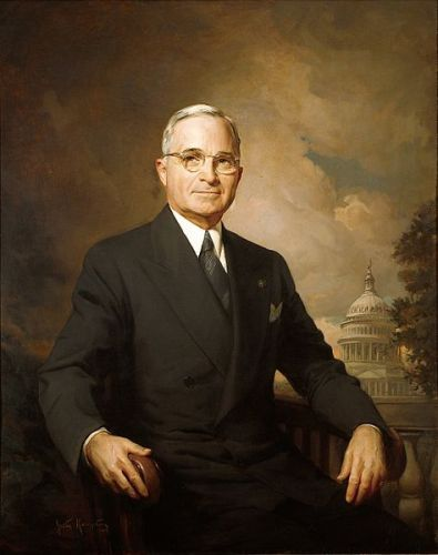 facts about Harry S. Truman