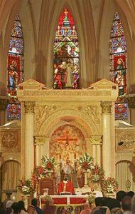 Roman Catholic St. Mary's Cathedral Basilica