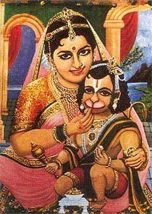 Anjaya (Hanuman's mother)