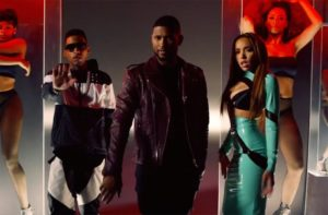 Kid Ink feat Usher and Tinashe