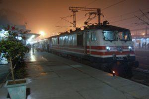 New Delhi-Bhopal Shatabdi Express