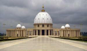 The Basilica of Our Lady of Peace