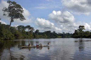 The Comoe National Park