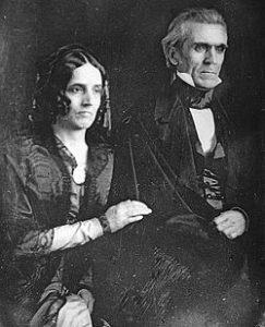 James K. Polk and Sarah Childress Polk