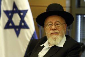The Rabbi (The Jewish Religious leaders)