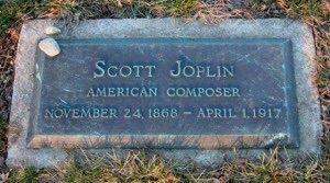 Scott Joplin Grave