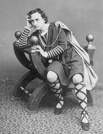 Edwin Booth as Hamlet 1870