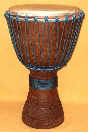 Facts about African drumming - Lenke Djembe from Mail