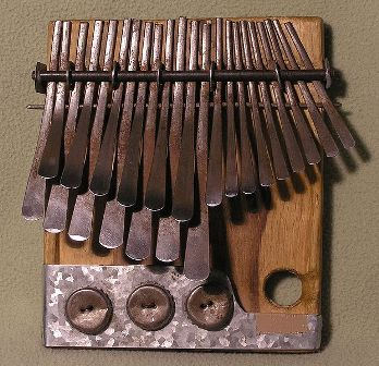 Facts about African music - Mbira
