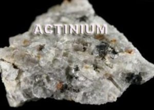 10 Interesting Facts about Actinium