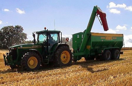 Facts about agriculture - Tractor