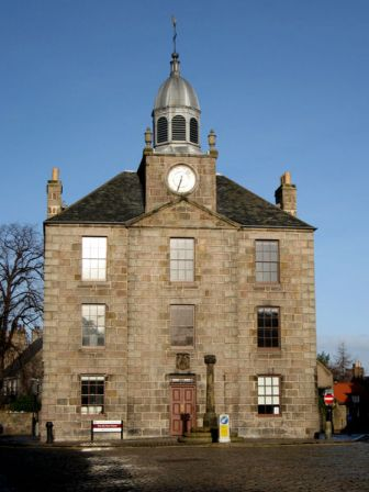 Facts about Aberdeen - The Town House