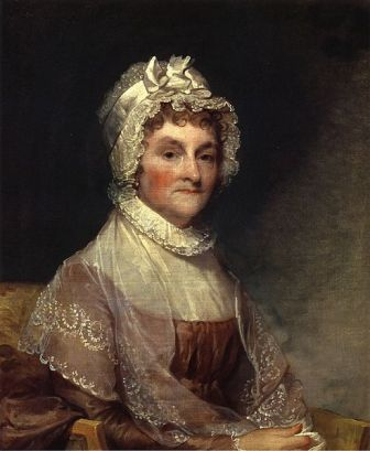 Facts about Abigail Adams - Later life