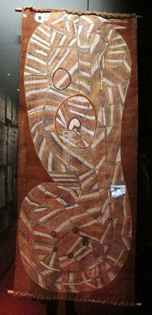 Facts about Aboriginal art - Rainbow serpent