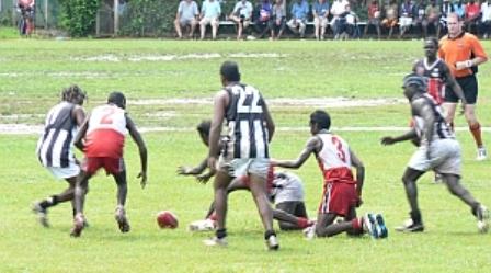 Facts about Aboriginal culture - Aboriginal football