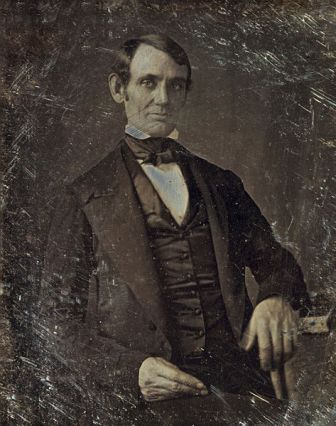 Facts about Abraham Lincoln - Portrait