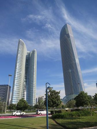 Facts about Abu Dhabi - ADIA Tower and the landmark