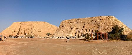 Facts about Abu Simbel - Abu Simbel temple