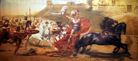 Facts about Achilles - Triumph of Achilles