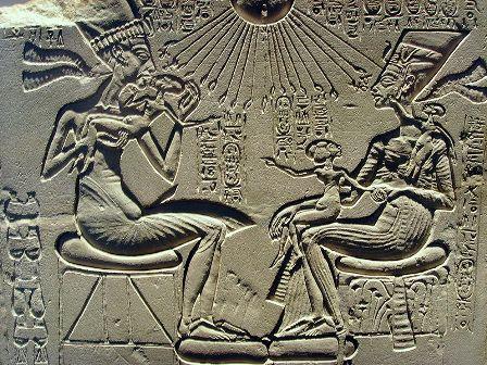 Facts about Akhenaten - Family of Akhenaten