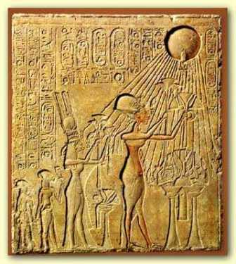 Facts about Akhenaten - Pharaoh Akhenaten