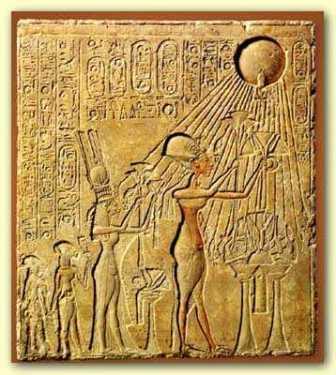 Facts about Akhenaten - Pharaoh Akhenaten