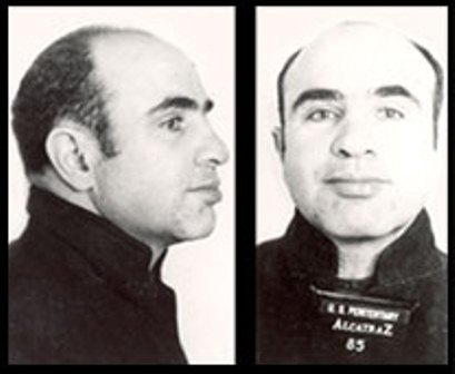 Facts about Al Capone - Al Capone in Alcatraz