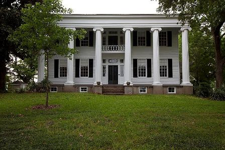 Facts about Alabama - Main House