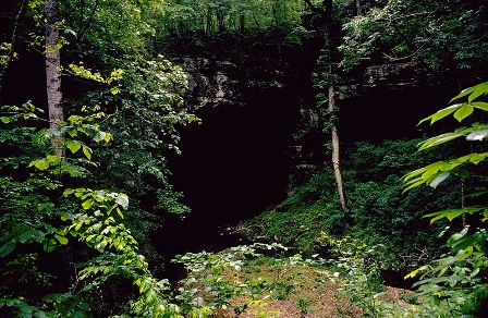 Facts about Alabama - Russell Cave