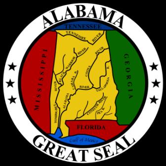 Facts about Alabama - Seal of Alabama