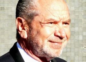 10 Interesting Facts about Alan Sugar