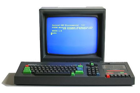 Facts about Alan Sugar - Amstrad's CPC464
