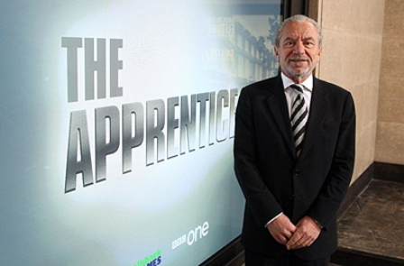 Facts about Alan Sugar - The Apprentice