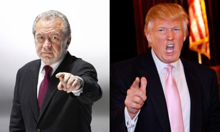 Facts about Alan Sugar - With Donald Trump