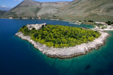 Facts about Albania - Porto Palermo Castle