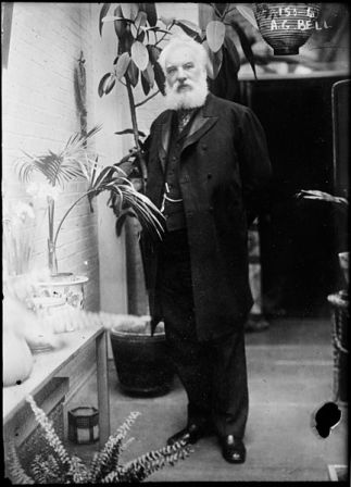 Facts about Alexander Graham Bell - Later years