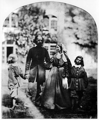 Facts about Alfred Lord Tennyson - Family
