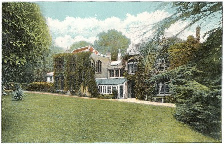 Facts about Alfred Lord Tennyson - Tennyson's residence
