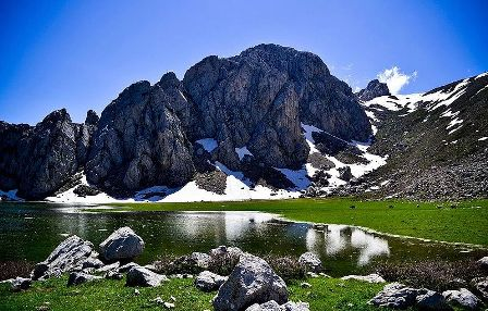 Facts about Algeria - Agoulmime Lake