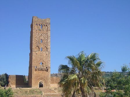 Facts about Algeria - Mansourah Mosque