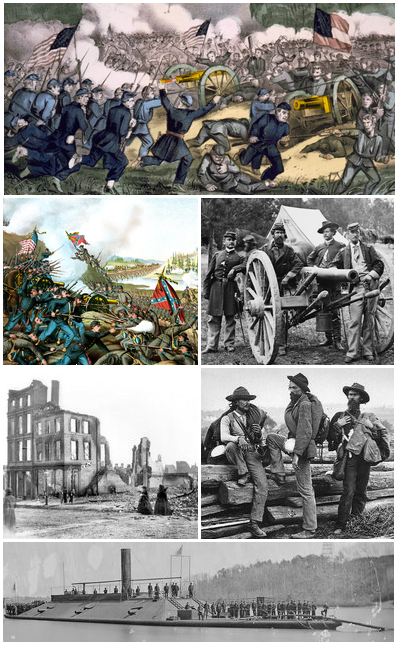 "10 interesting civil war facts 15 interesting facts about american civil war the most deleterious war in the history of the western world, ""the american civil war,"" fought between 1861 and 1865, played a remarkable role in determining the fate of slavery in the united states."