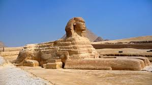 The Sphinx at Gaza