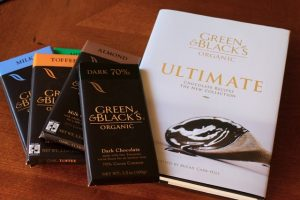 Green & Black's Maya Gold chocolate
