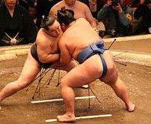A Sumo Match